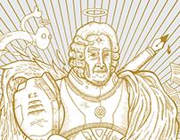 Emanuel Swedenborg Illustration Commission