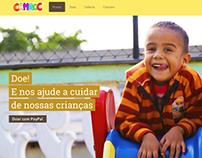 Camacc - Casa Modelo de Apoio a Crianças com Câncer