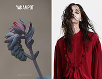 YAKAMPOT Fall-Winter 2015/2016 Ad Campaign