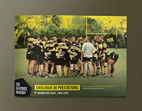 Catalogue SOG Rugby