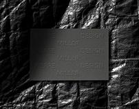 Pierre Miller Design — Branding