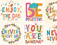 FREE Inspirational Quotes Posters