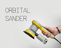 ORBITAL SANDER - MAXICRAFT
