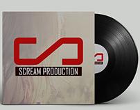 Scream Production Logo