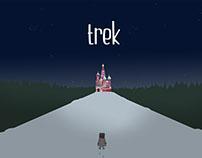 trek : game concept