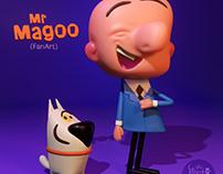 Mr Magoo (FanArt)