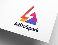 AffloSpark Logo Design & Branding