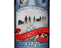 Hoarfrost Vodka from Historic Alaska