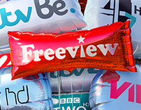 Freeview Advert Renders