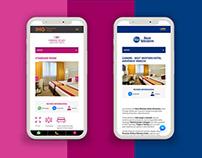 website / M Hotels
