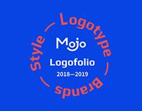 Logofolio — 2018–2019