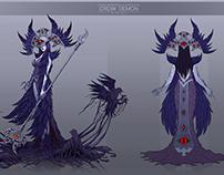 Crow Demon concept