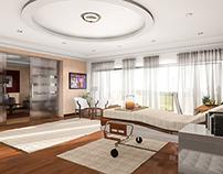 Executive Hospital Suite