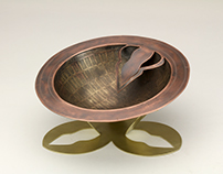 Scientific Object | Sundial on Tripod