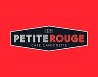 Petite Rouge Coffee Truck Web Design