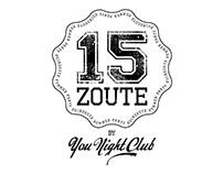 15 Zoute Logo