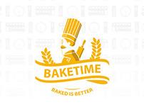 Baketime rebranding