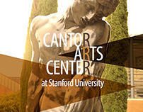 Cantor Arts Center Poster