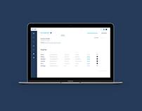 Propel Web App: Change Order View