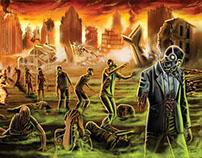 Capa - Banda Toxic Revolution