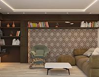 Pattern Living room