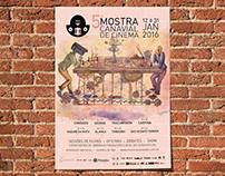Ilustração Mostra Canavial de Cinema 2016