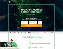Home Web/Mobile - Instacarro