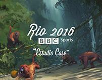 Rio 2016: BBc´s Olympic