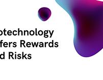Biotechnology Risks and Rewards - Dr. Darren Carpizo