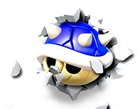 Outdoor / Nintendo Wii U Mariokart 8 Tease