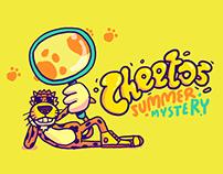 Cheetos Summer Mystery