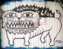 Hawaiian Lion