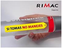 Campaña BTL - Rimac