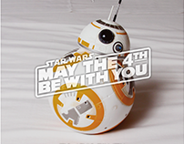 May The 4th Be With You 2016