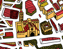 SEVILLA MAP