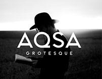 Aqsa Grotesque