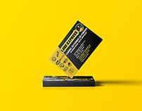 Lube Express S.A.S. - Tarjetas de presentación