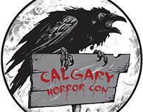 Calgary Horror Con Logo