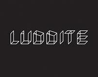 Luddite - Display Font