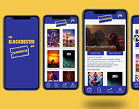 Blockbuster Streaming App