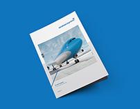 Aerolíneas Argentinas Brochure