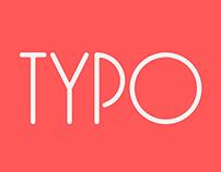 RANDOM / TYPOGRAPHY.