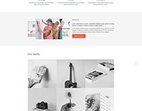 JM Company Joomla business template