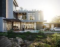 Modern Villa in Damman