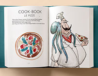 COOK-BOOK Le Pizze