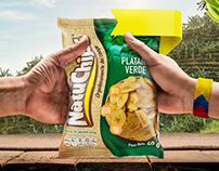 NatuChips - De manos Colombianas
