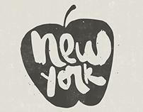 NYC The big apple