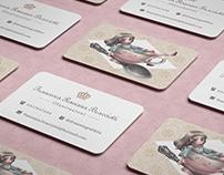 Francesca Romana Bracciotti | Business Card