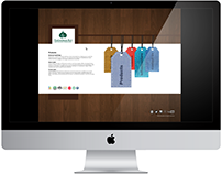 website for a label making company