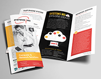 Systems MD Tri-Fold Brochure